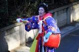 鹿島神宮棒揃え回り祭頭楽士A