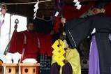 大前神社大御神楽五行の舞