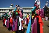 鹿島神宮棒揃え回り祭頭