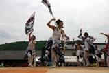 常陸国YOSAKOI祭り(1)石狩流星海