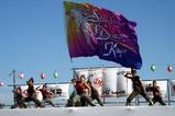 久自楽舞祭り09-08-15(7)輝(シャイン)