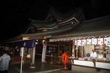 水海道大塚戸の綱火(2)神楽舞参道