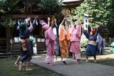 崎春日神社秋期大祭10-10-16(6)楽舞B