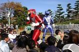 大洗あんこう祭り08-11-23(5)ゴーオンジャーショー