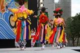 ひたち秋祭り郷土芸能大祭09-10-11(5)日立さんさ踊り