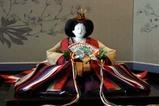 茨城県郷土工芸品展(1)桂の雛人形