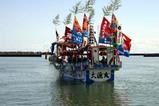 御船祭海上渡御09-04-26