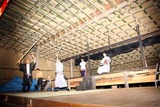 西塩子の回り舞台13-10-12 舞台稽古