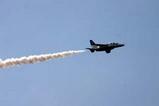 百里基地航空祭ブルーインパルス単独