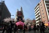 日立さくらまつりひたち舞祭り(1)華風舞伎