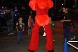 ひたち国際大道芸10-5-8赤いゴリラ