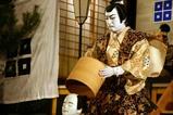 西塩子の回り舞台08-11-08(7)黒森歌舞伎近江源氏先陣館