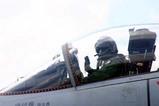 百里基地航空祭デモスクランブル