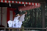 結城上山川太々神楽選抜10-4-3(6)弓引き(蟇目)の舞