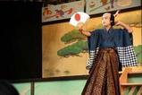 西塩子の回り舞台08-11-08(2)江波の三番叟
