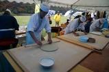 やまがた宿芋煮会08-11-16芋煮を食べる