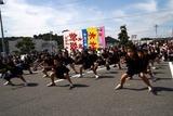 日立港秋の味覚祭り10-10-02(3)久慈小よさこい