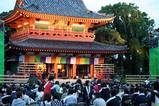 潮音寺薬師堂落慶09-06-06(1)記念万灯会