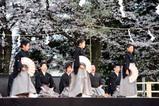 明野薪能桜満開10-4-10(6)花の袖