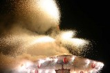 新治村大畑からかさ万灯祭06-08-15