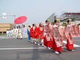 笠間御田植え祭