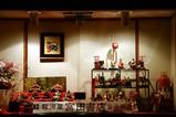鯨が丘ひな祭り09-03-14宵雛2