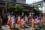 祭みなと八朔まつり08-07-31(7)稚児・手古舞行列(2)