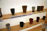 笠間の陶炎祭(ひまつり)08-05-02(18)ビアカップ展