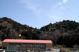 檜沢小学校閉校式10-3-22(3)除幕式