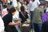日立港秋の味覚祭りバーベキュー061015