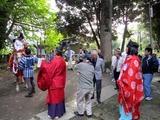 大久保鹿島神社流鏑馬10-10-29(3)