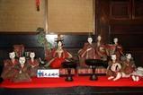 いしおか雛巡り(6)町蔵藍丁字屋
