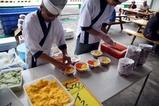 那珂湊かつお祭09-07-05(3)いくら丼鉄火丼