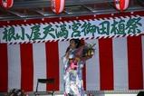 根小屋天満宮御田植祭(5)斉藤たまみ