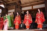 水海道千姫まつり09-04-12(6)千姫参拝
