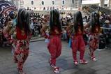 ひたち秋祭り08-10-12(7)利賀村大獅子