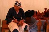 伝統工芸笠間匠の祭り水戸農人形1