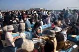 ひたちなかサンマ祭り08-10-19(5)さんま塩焼き