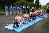 南須釜の念仏踊り10-8-14(6)S家