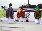 協和町小栗判官祭り021201小栗太々神楽