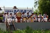 水郷潮来あやめまつり(5)潮来囃子演奏