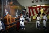 祭り烏山山あげ祭り(2)屋台と神輿