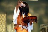 磐戸神楽・山の神の舞