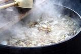 西金どんど焼き もちしし鍋