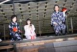 西塩子の回り舞台13-10-16舞台稽古
