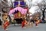 日立さくら祭り10-04-04(2)バリ舞踏