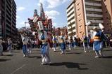 よさこい鳴子踊り「常陸連」