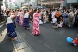 大洗八朔祭り09-08-29(10)フラダンスステージ