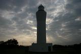 斜光大みか灯台061022