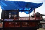 西金砂神社小祭礼09-3-18国安松平の山車